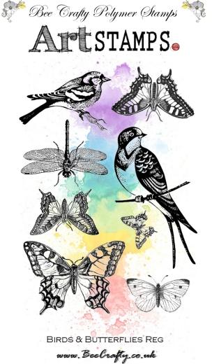 art-stamps-birds-butterflies-reg