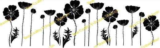 backdrops-borders-poppies