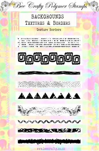 backgrounds-textures-borders-texture-borders-set