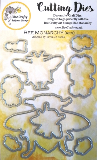 bee-crafty-art-stamps-bee-monarchy-cutting-dies