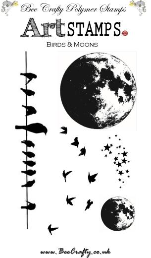 bee-crafty-art-stamps-birds-moons