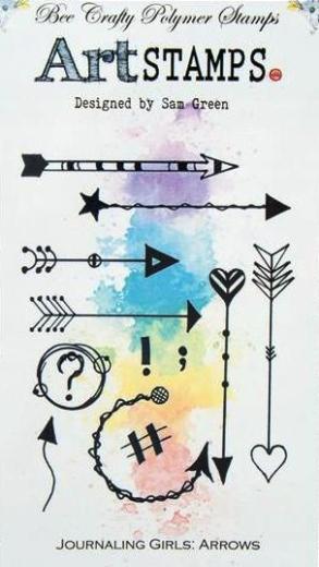 bee-crafty-art-stamps-journaling-girls-arrows