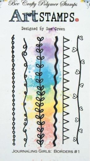 bee-crafty-art-stamps-journaling-girls-borders1