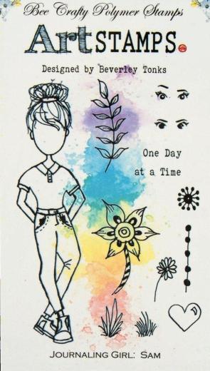 bee-crafty-art-stamps-journaling-girls-sam