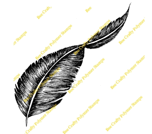 bee-crafty-art-stamps-twisted-feather