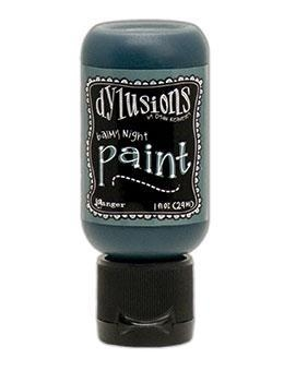 dylusions-paint-balmy-night