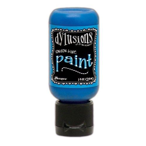 dylusions-paint-london-blue