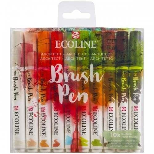 ecoline-brush-pens-10-sets-architect