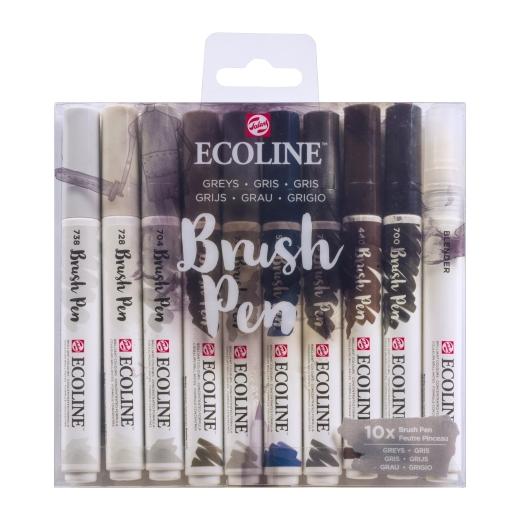 ecoline-brush-pens-10-sets-greys