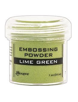ranger-embossing-powder-lime-green